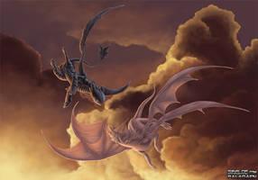 Sky Flyers by Marawuff