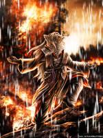 Rain of Light by Marawuff