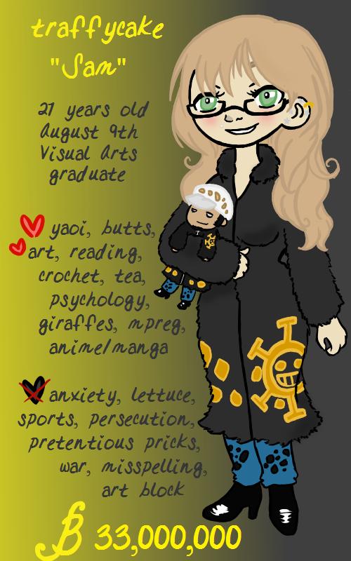 traffycake's Profile Picture