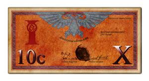 Imperial 10 Credit Bill