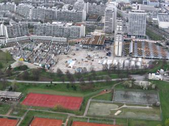 Olympic Village in Munich