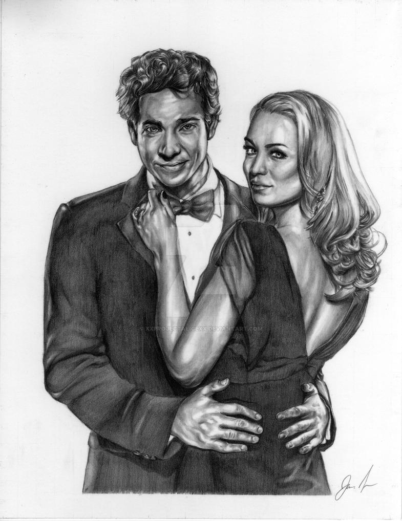 Chuck n Sarah by XxProjectAlicexX