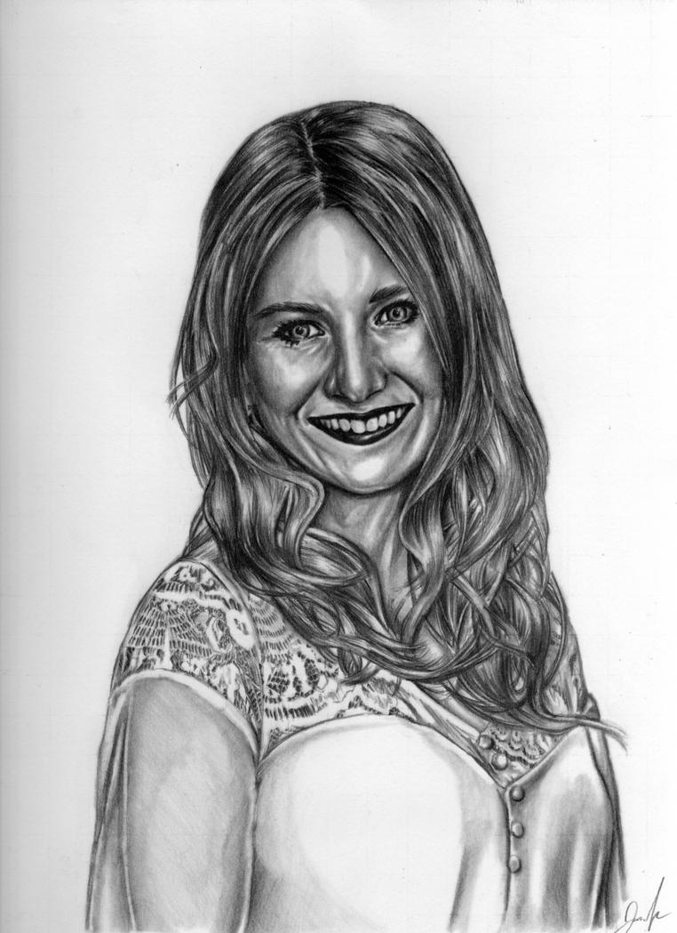 Carolin Niemczyk by XxProjectAlicexX