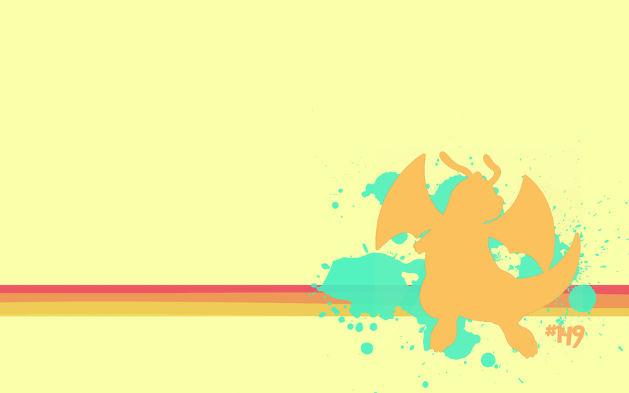 Dragonite Wallpaper by Russiacakes on DeviantArt