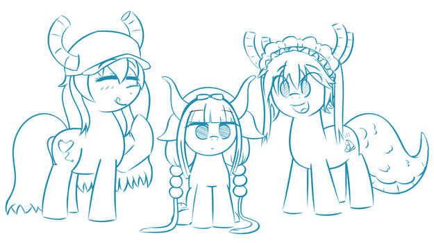 Dragon Maid MLP