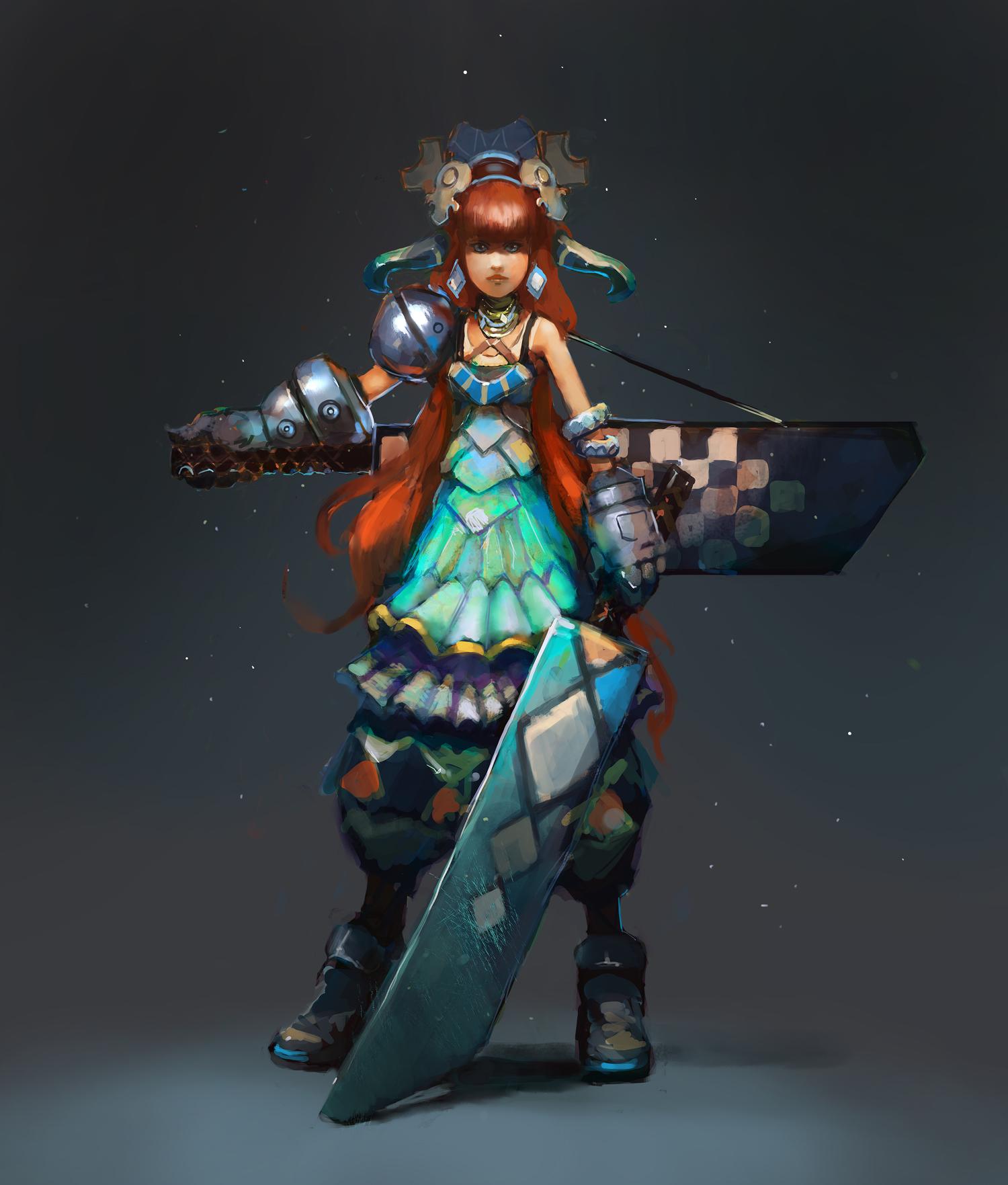 FEZ contest Warrior