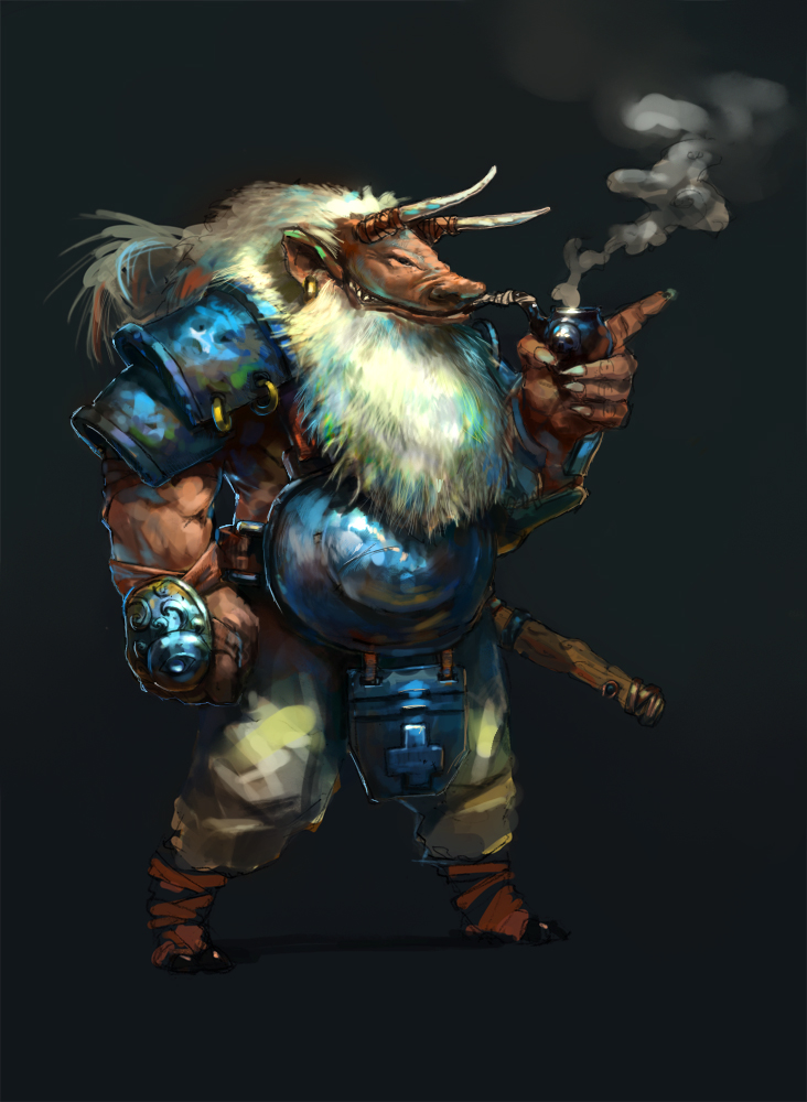 Goblin_concept by Zoonoid