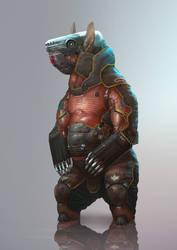 cyber-bear