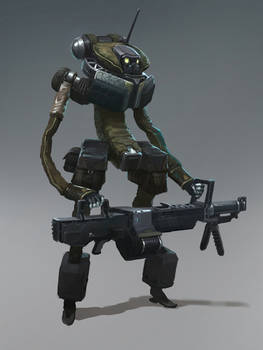 cyber-soldier