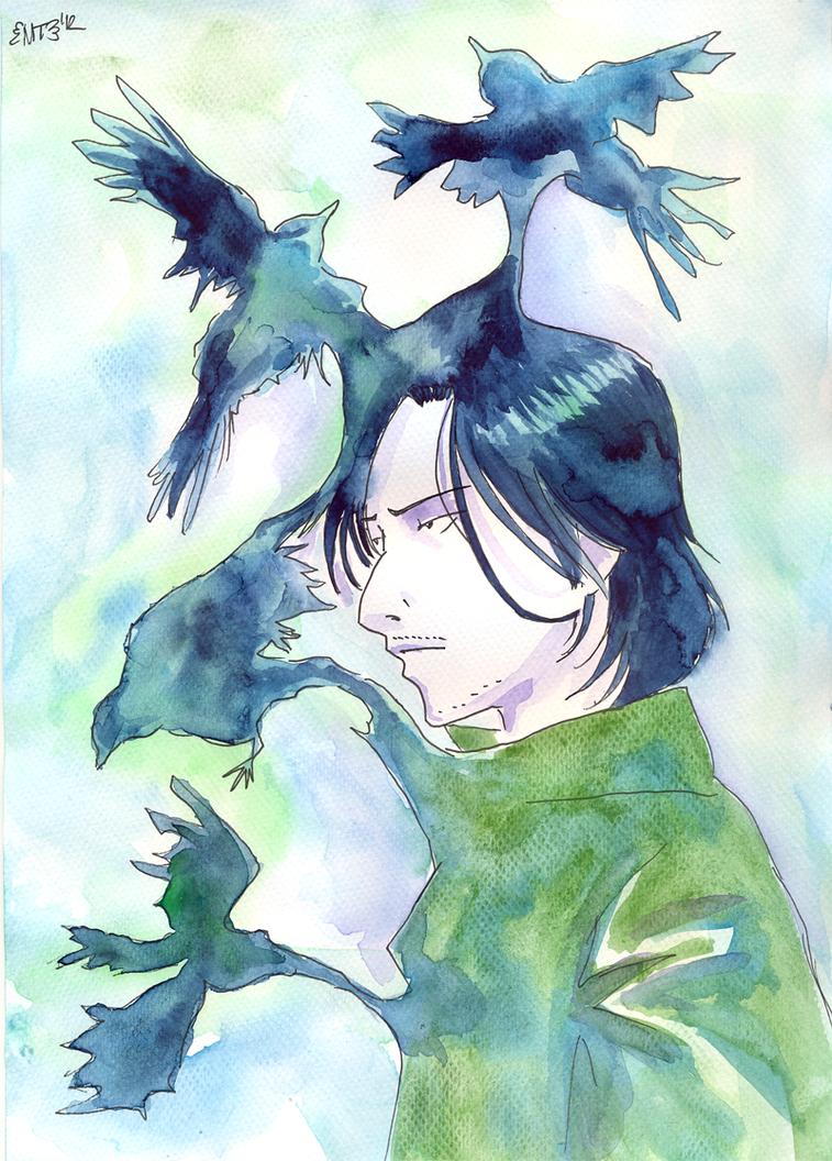 Kenzo Tenma by summer-birds