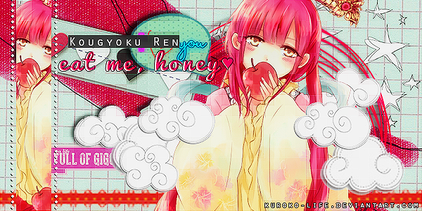 Kougyoku Ren by Kuroko-Life