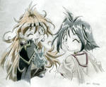 Slayers Fanart