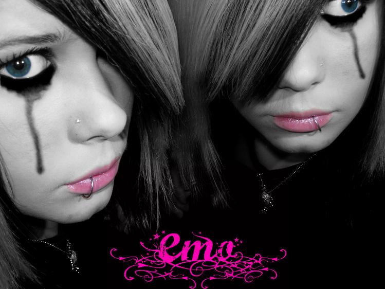 Výsledek obrázku pro emo girls cry