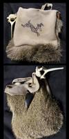 Deer Pouch-Purse? WIP
