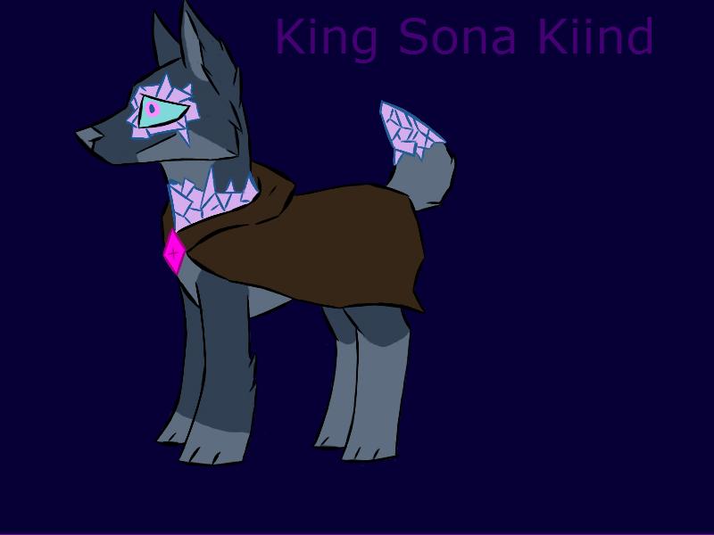King Sona ref. by Landa-Wolf