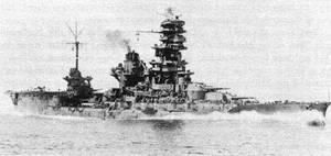 Japanes Battlesip Ise