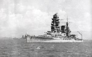 Japanese Battleship Nagato by achmedthedeadteroris