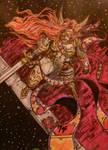 Angela , Marvel Version