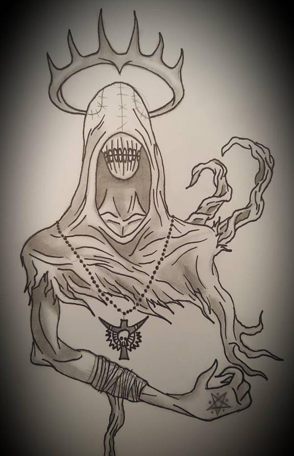 Lord Noktyrn  by PencylOnPapyr