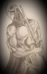 Morgue, The Dark Swordsman