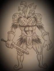 Royal Ore Knight