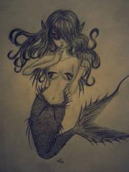 A Mermaid's secret