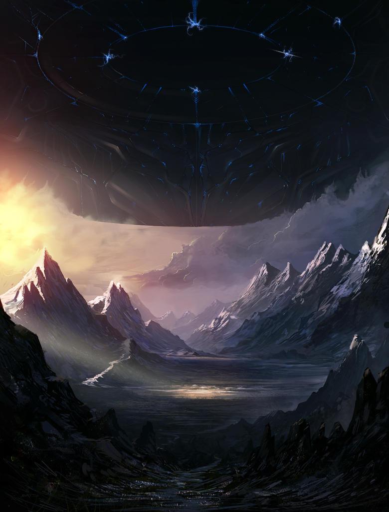 Encounter by SkipeRcze