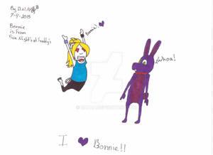 I Love Bonnie!