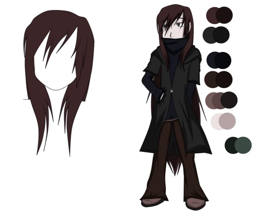 Character Design Oc : Fma oc rpc character design by sharerlar on deviantart