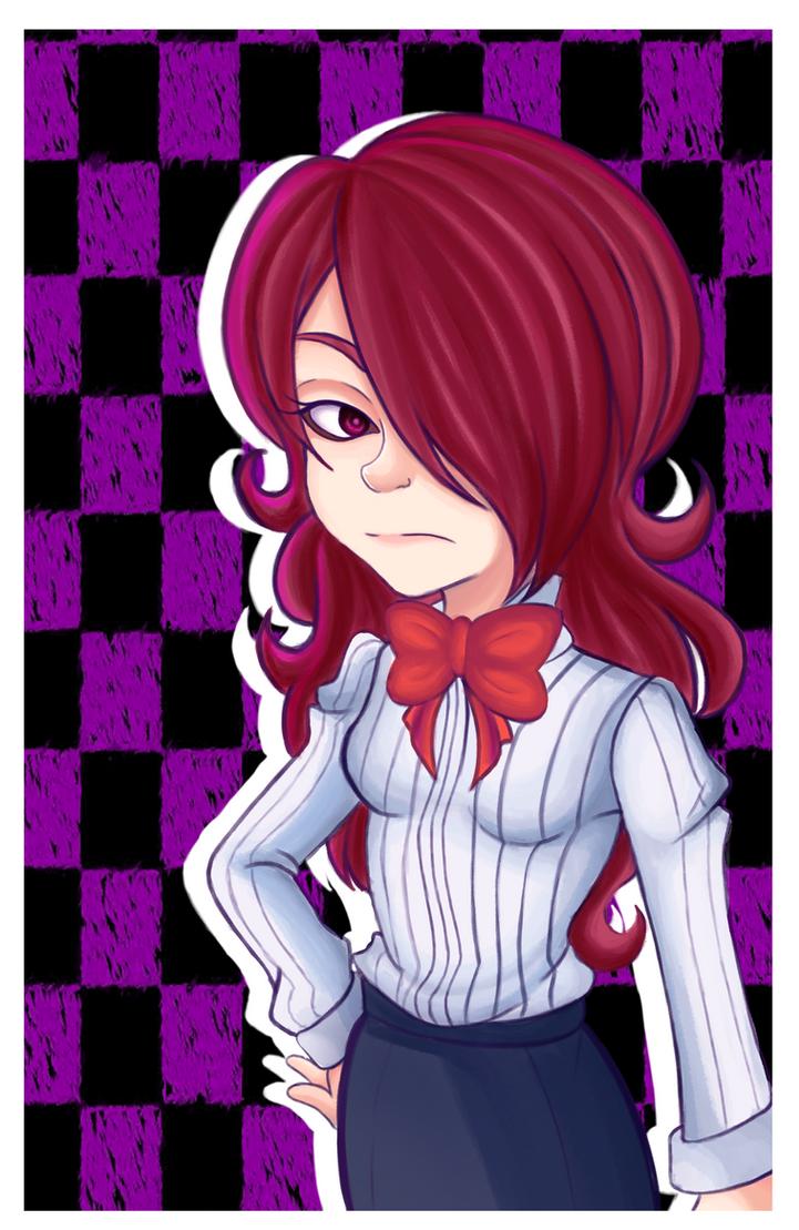 Persona - Mitsuru by Sharerlar