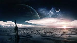 Into the Distance by JXS-JLC