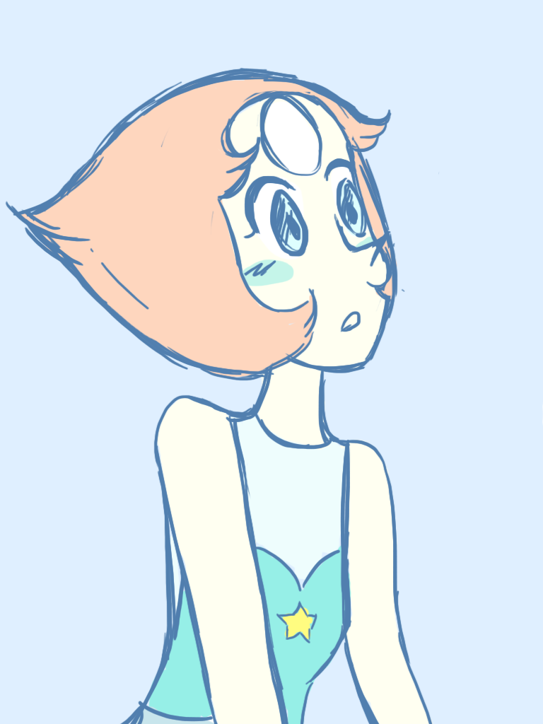 Pearl - Steven Universe by Clawissa on DeviantArt