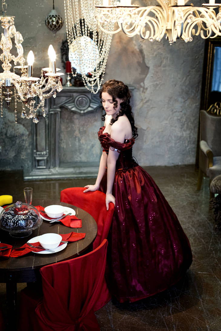 Sarah Chagal (Tanz der Vampire) by ForsakenWitchery on
