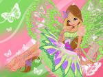 Winx Club: Flora Butterflix Couture