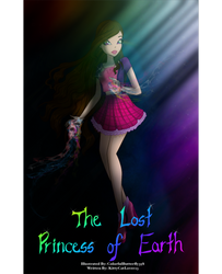 Commission: The Lost Princess of Earth by ColorfulButterfly358