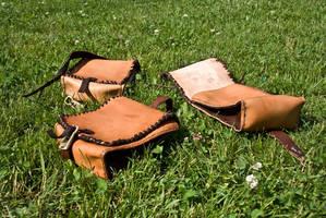 Belt bags by Nimpsu