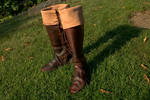 Medieval Boots 2