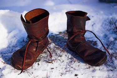 Viking Shoes by Nimpsu