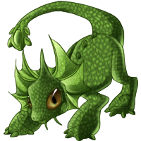 Lacer Greengecko by Hollena