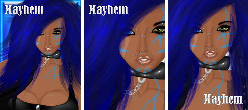 Dp Set for Mayhem by Hollena