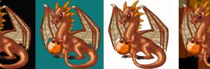 Dragon Wyvern by Hollena