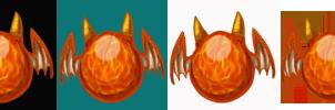 Dragon Wyvern Egg stage by Hollena