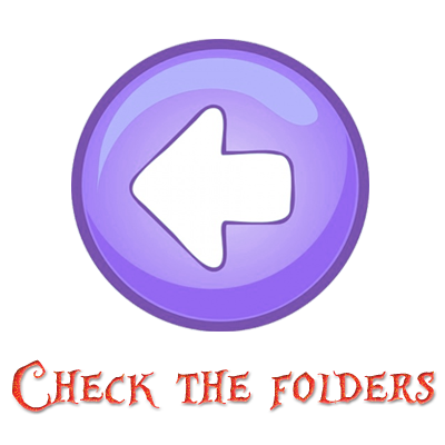 Check the folders by Hollena