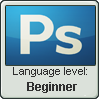 Photoshop Level Beginner by Hollena