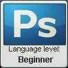 Photoshop Level Beginner by Hollena