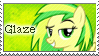 Glaze (WoodenToaster) Stamp by Hollena