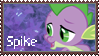 Spike Stamp by Hollena