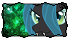 Chrysalis Stamp by Hollena