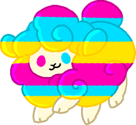 Pride Sheep Adopt 3/3 OPEN