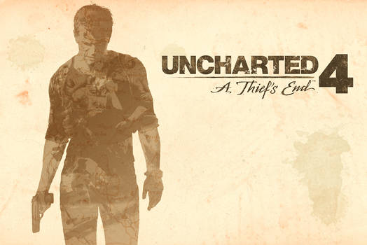 Uncharted 4: A Thief's End's Fan Art Poster